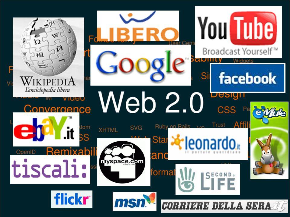 03/02/2014 11 1994: 1999/2000: Internet al pubblico Free Internet (dial up) WEB2.0 e Boom Banda Larga2007/2008: Levoluzione Internet La Storia recente