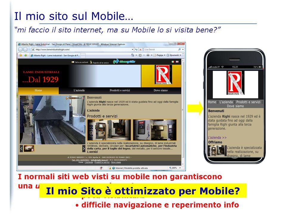 03/02/2014 52 +20% +40% 8 milioni 10 milioni 14 milioni 200920102013 Utenti Mobile (Italia) Fonte: elaborazione Seat su dati IDC, Comscore Londa del M