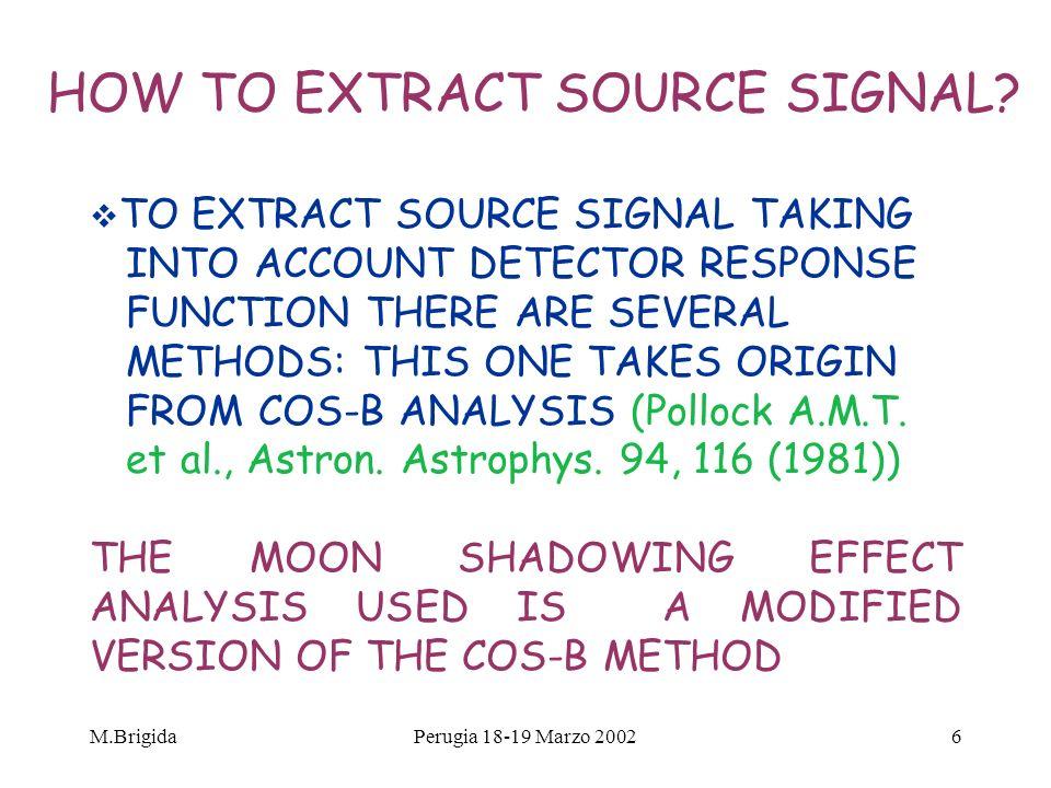M.BrigidaPerugia 18-19 Marzo 200217 Emissioni sporadiche: MKN421 e MKN501 (secondo metodo)