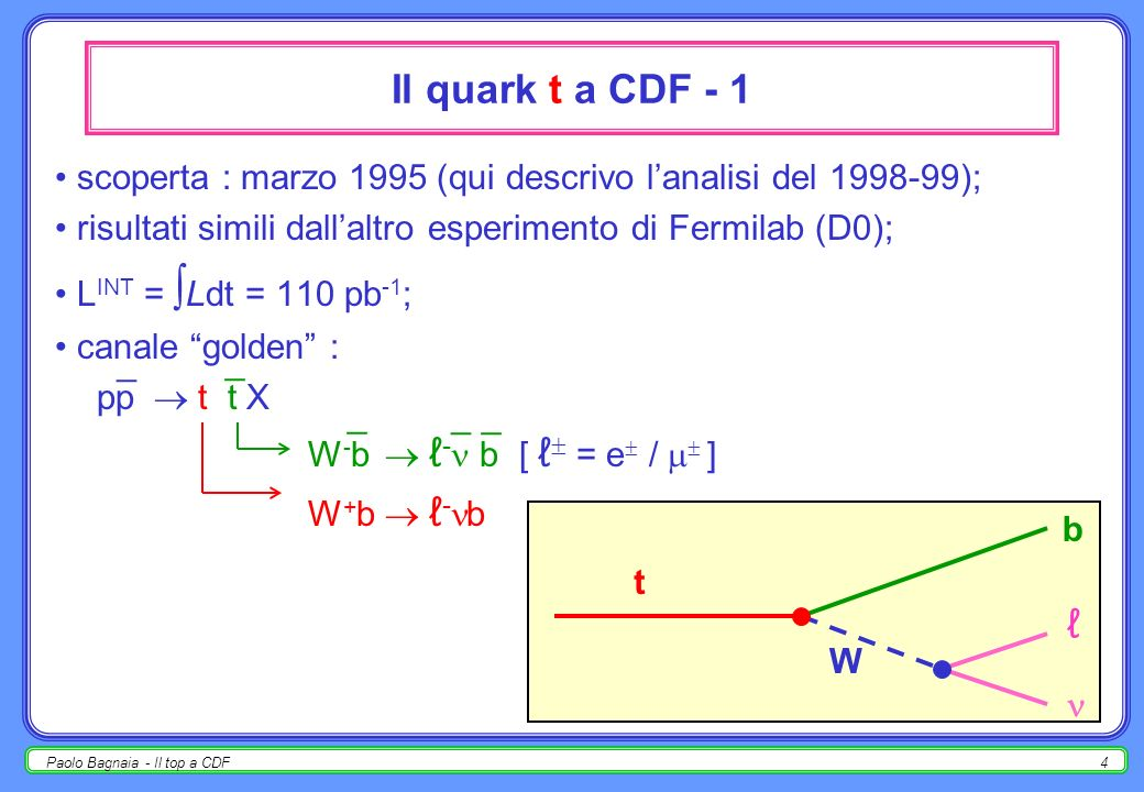 Paolo Bagnaia - Il top a CDF3