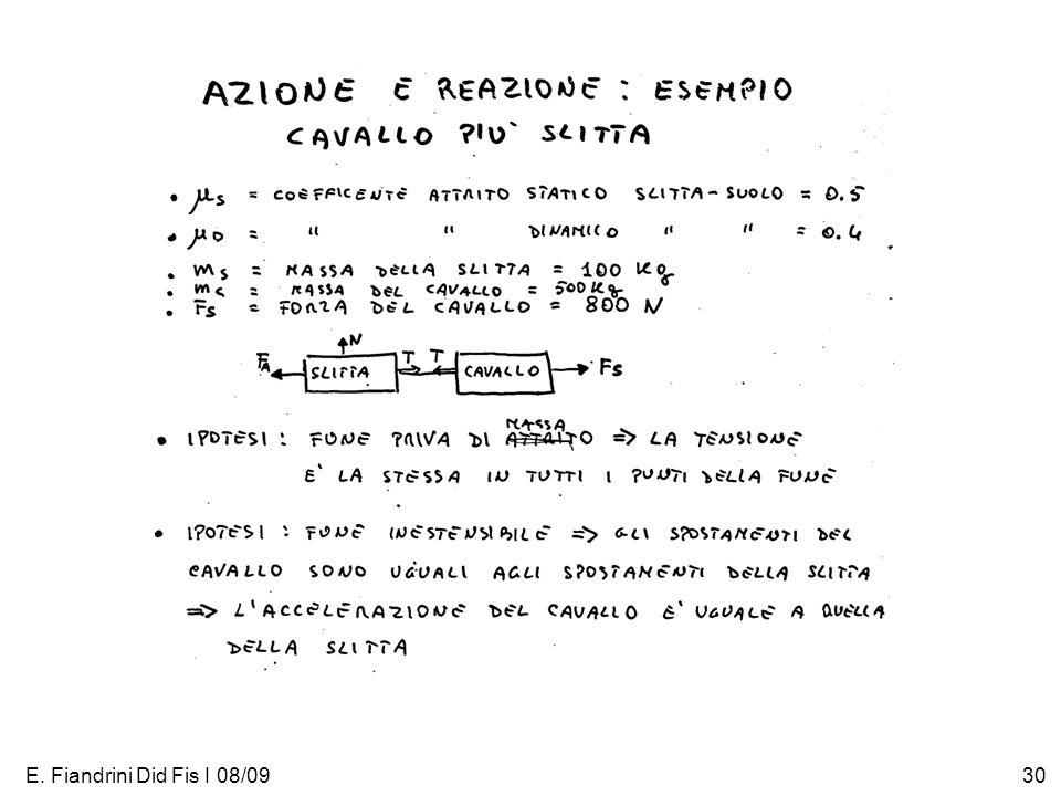 E. Fiandrini Did Fis I 08/0930