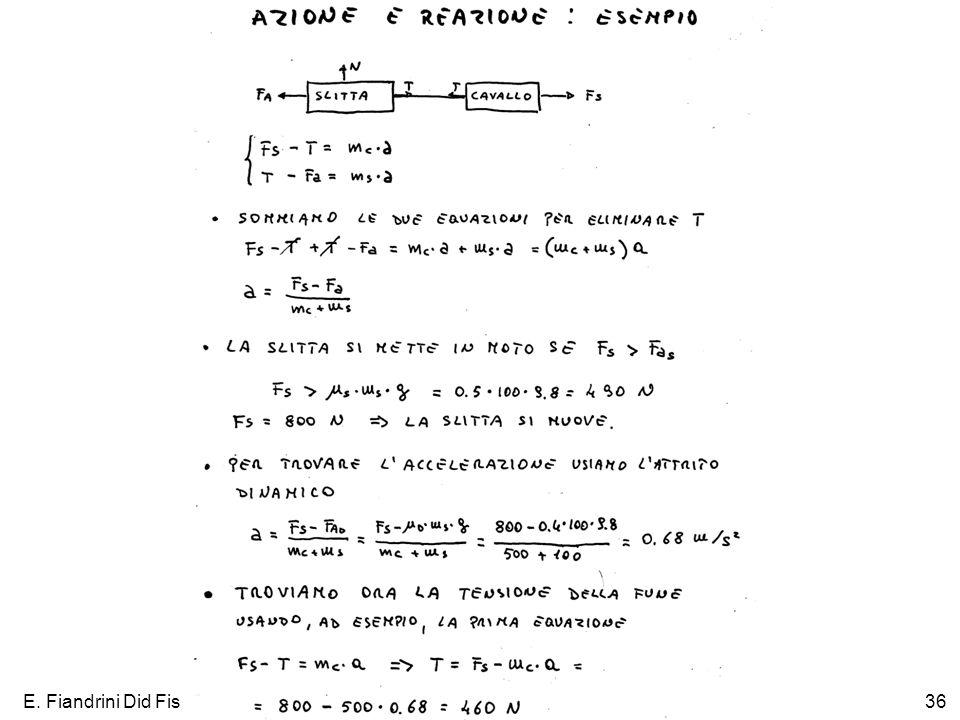 E. Fiandrini Did Fis I 09/1036