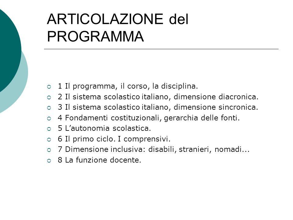 LA DISCIPLINA: La legislazione scolastica è una branca dell ordinamento italiano che comprende la normativa (cioè l insieme di norme) che regolano il mondo della scuola, dell università e in generale dell istruzione.ordinamentonormescuolauniversitàistruzione