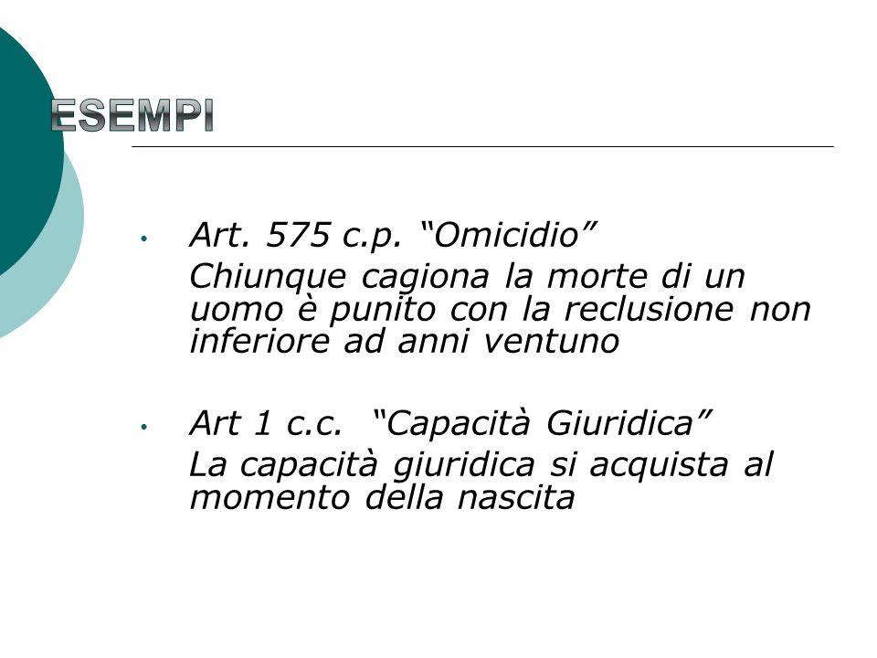 Art. 575 c.p.