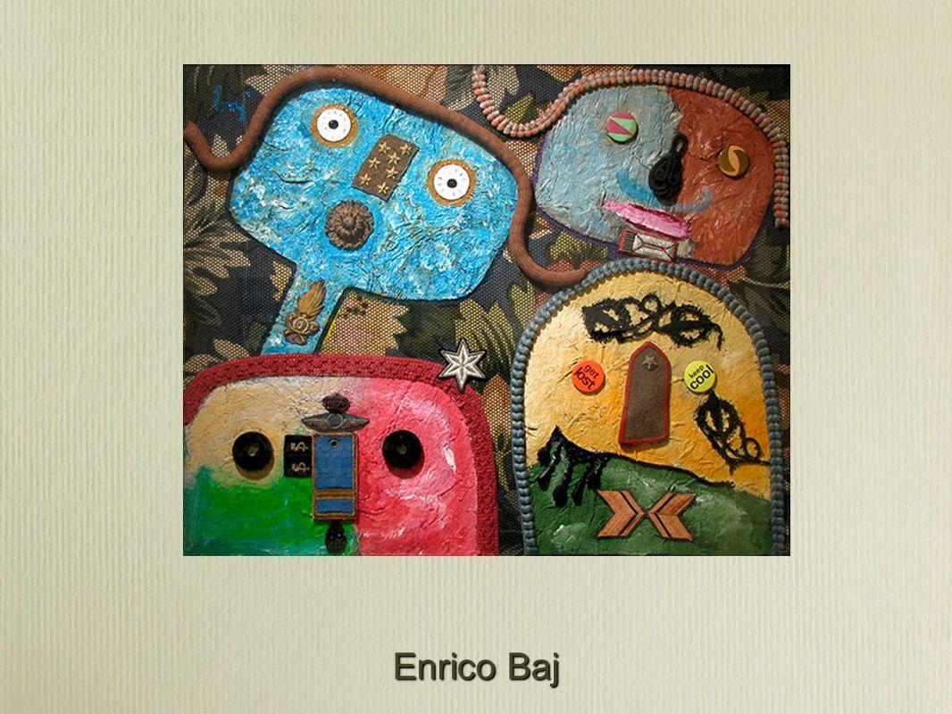 Enrico Baj