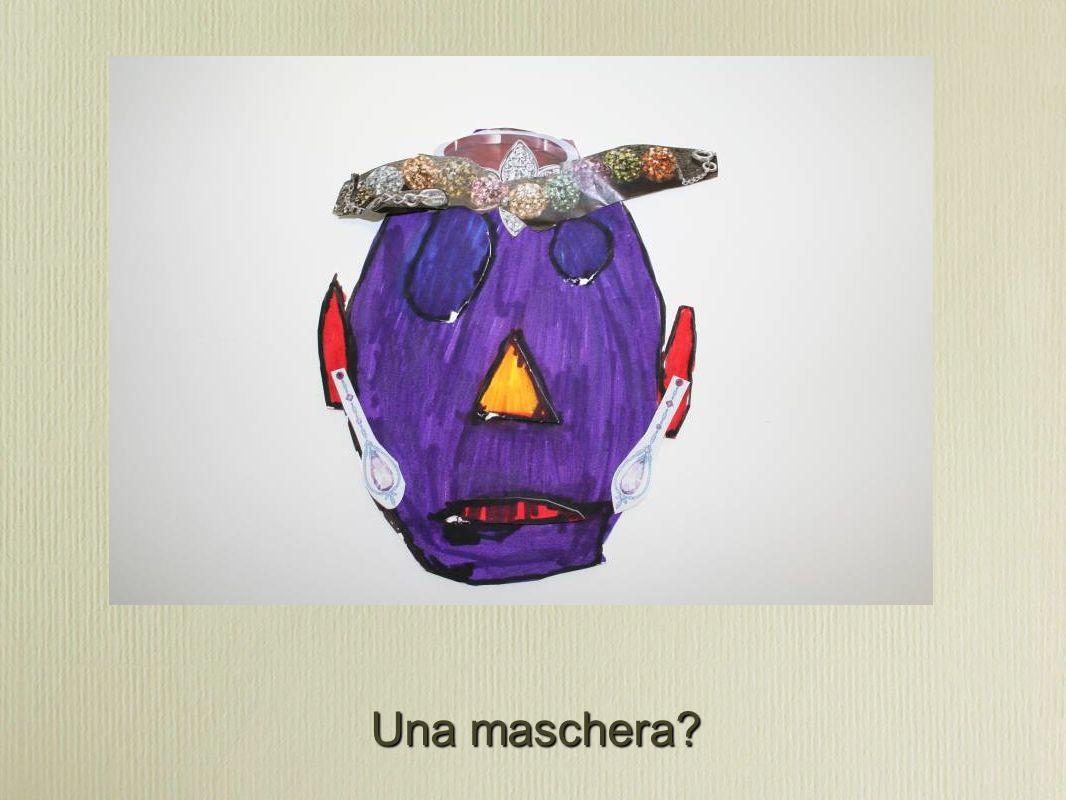 Una maschera