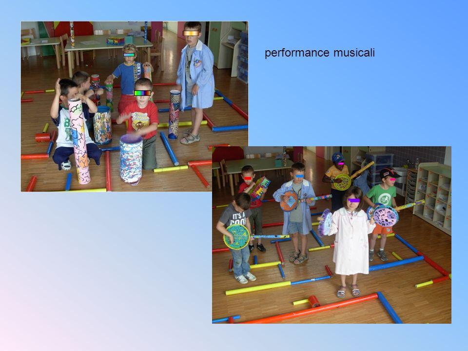 performance musicali