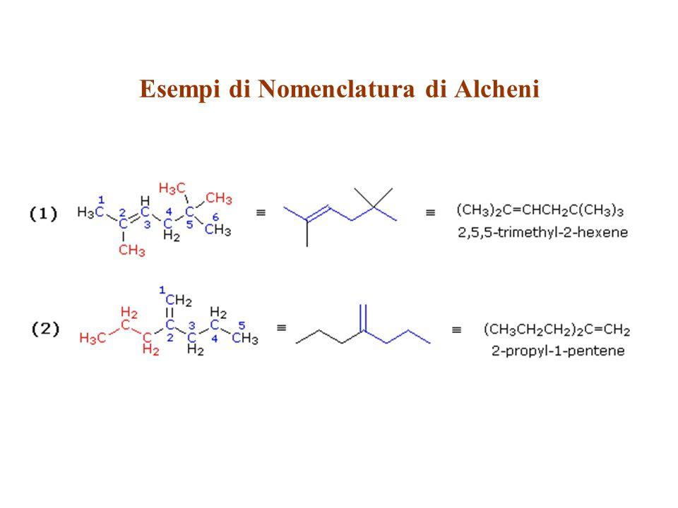 Basicità e Nucleofilicità BaseI (-) Cl (-) H2OH2OCH 3 CO 2 (-) RS (-) CN (-) RO (-) NH 2 (-) CH 3 (-) Acido Coniugato HIHClH 3 O (+) CH 3 CO 2 HRSHHCNROHNH 3 CH 4 pK a -9-7-1.74.889.1163348