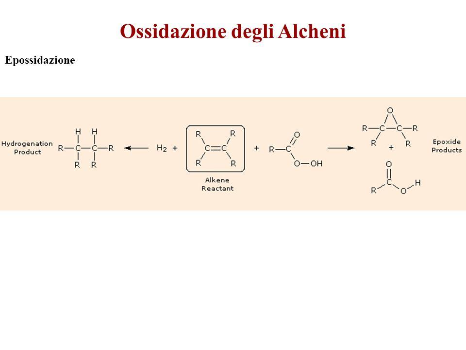 Ossidazione degli Alcheni Epossidazione