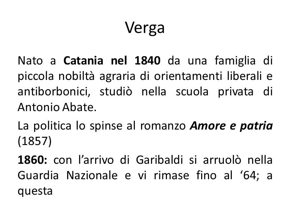 Nato a Catania nel 1840 da una famiglia di piccola nobiltà agraria di orientamenti liberali e antiborbonici, studiò nella scuola privata di Antonio Ab