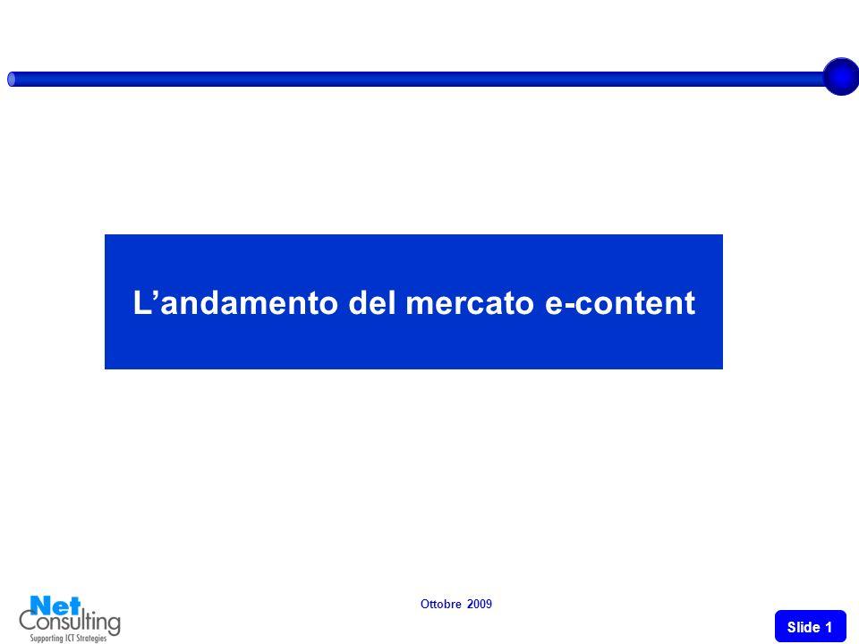 Scenari di valorizzazione e gestione copyright dei contenuti digitali Relazione per Osservatorio Anfov 27 Ottobre 2009