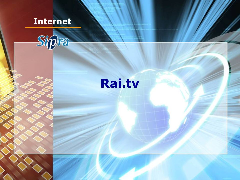 Rai.tv Internet
