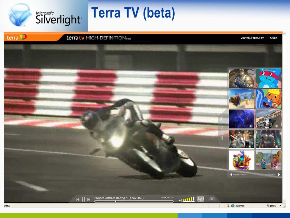 Terra TV (beta)