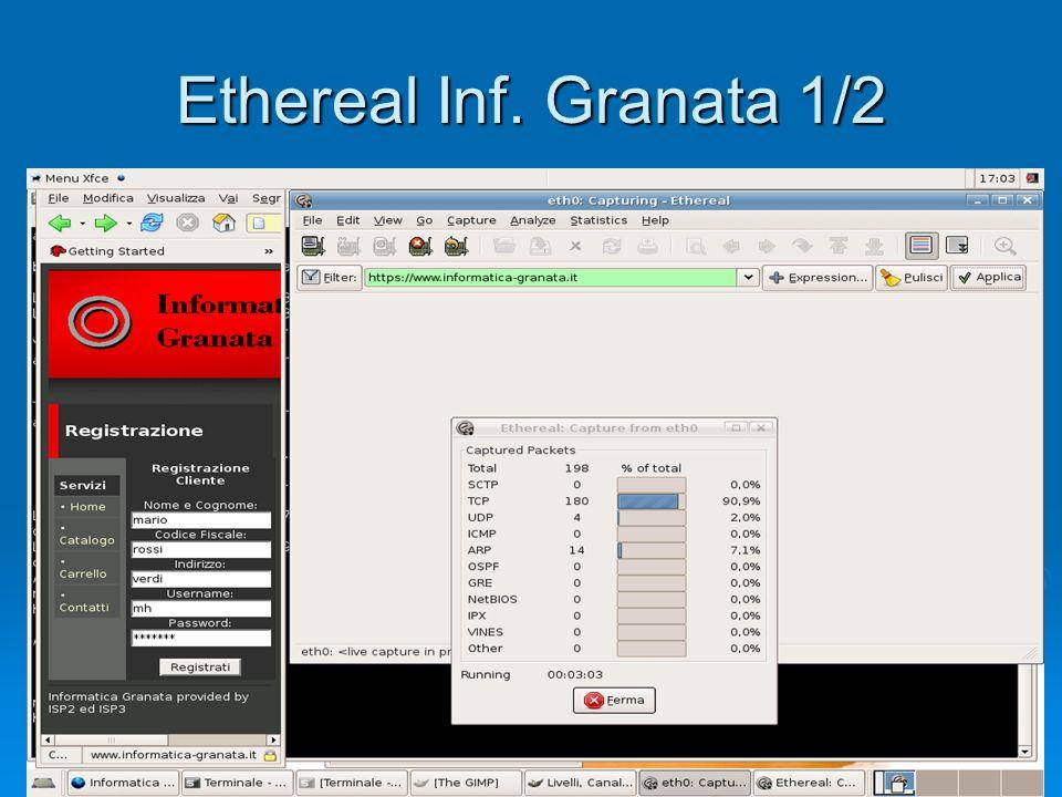 Ethereal Inf. Granata 2/2