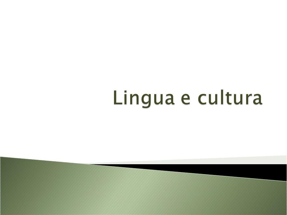 La lingua serve principalmente per: Rappresentare la realtà (f.