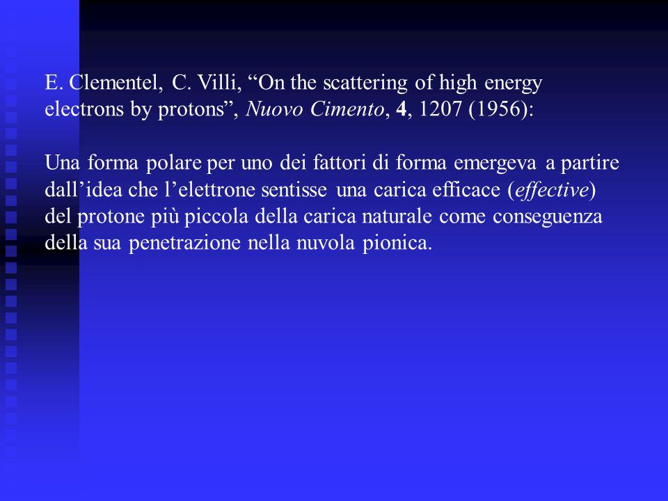 E.Clementel, C.
