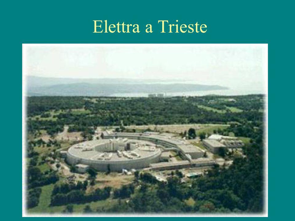 Elettra a Trieste