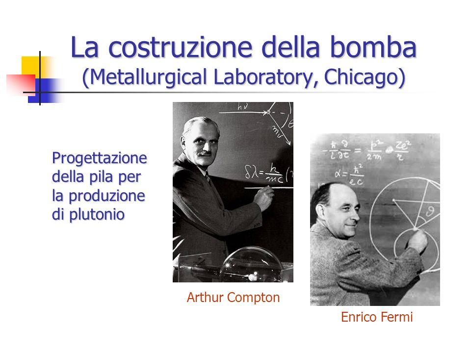 La scoperta del plutonio (Berkeley, gennaio 1941) Glen Seaborg Emilio Segrè