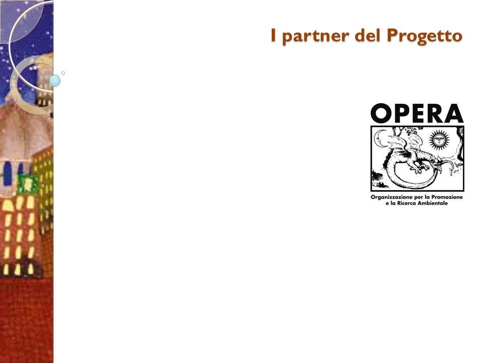 I partner del Progetto