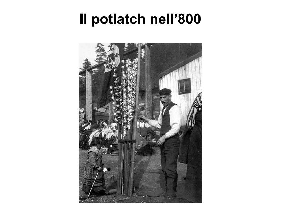 Il potlatch nell800