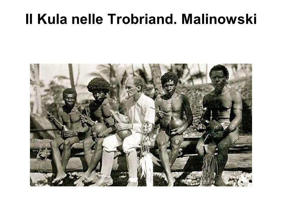 Il Kula nelle Trobriand. Malinowski