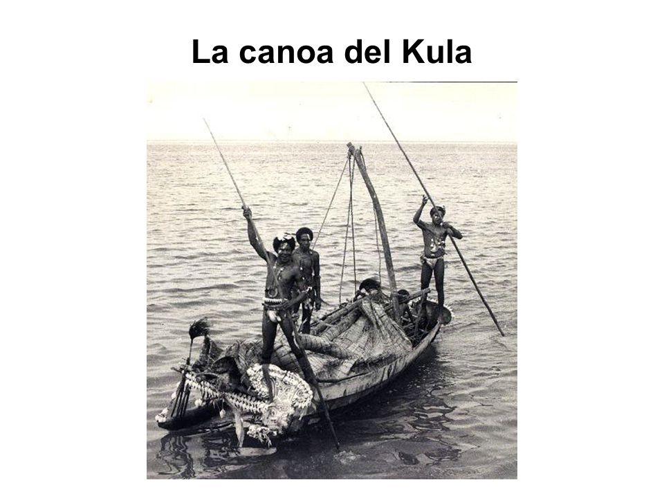 La canoa del Kula