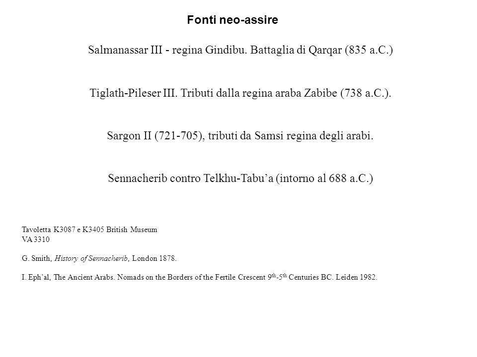 Particolari da un rilievo dal palazzo di Assurbanipal a Ninive (668-627).