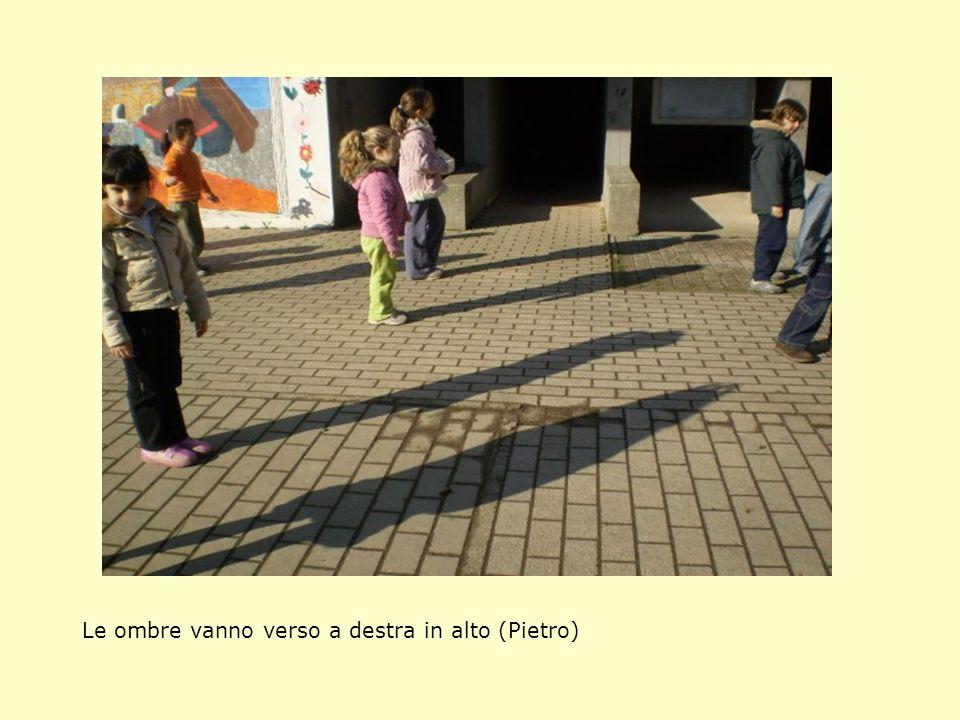 Le ombre vanno verso a destra in alto (Pietro)
