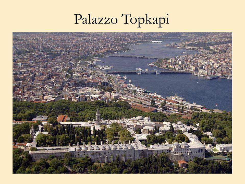 Palazzo Topkapi