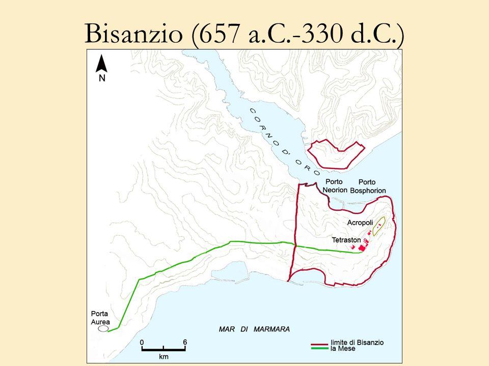 Bisanzio (657 a.C.-330 d.C.)