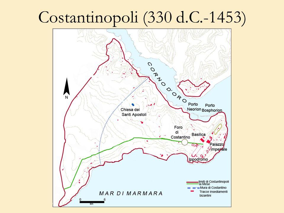 Costantinopoli (330 d.C.-1453)