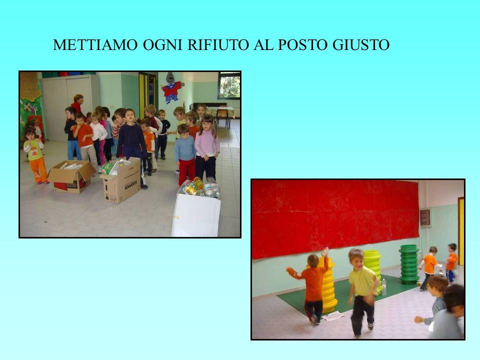 Pannello per lesposizione alla mostra svoltasi il 26 maggio 2007 al Parco Laghetti di Martellago promosso da ACM in collaborazione con il consorzio del Mirese: TEMA RICICLO