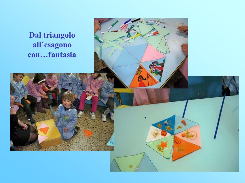 Dal triangolo allesagono con…fantasia
