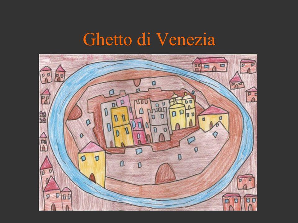Ghetto di Venezia