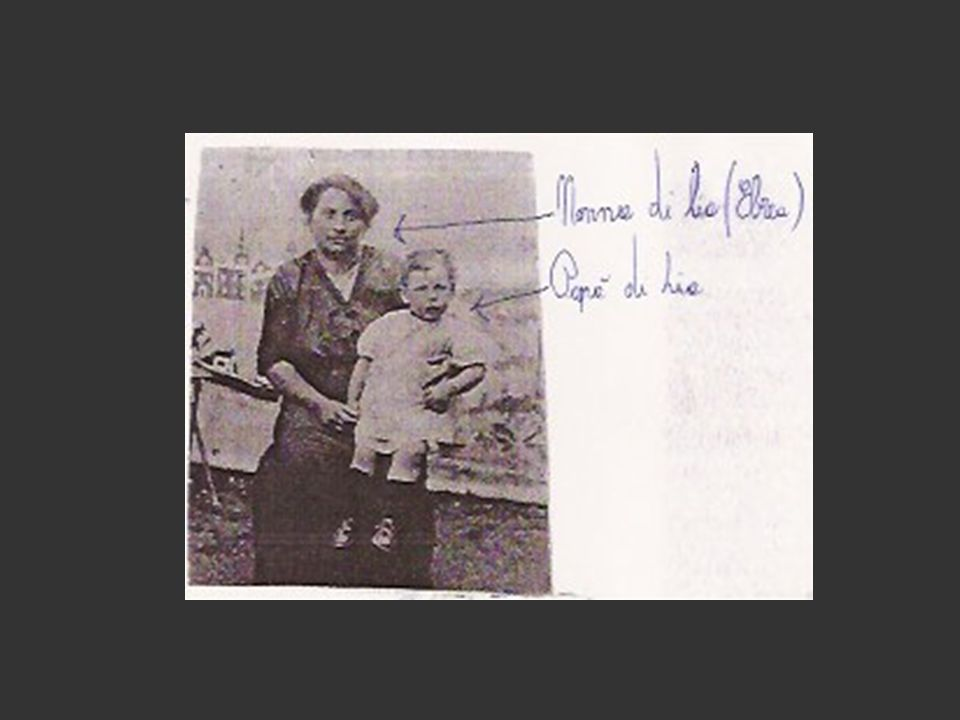 Barbara ci ha raccontato … … la firma sulla lettera è di un funzionario prefettizio, non può essere del primo Sindaco di Spinea, del 1946 (Angelo Simion).