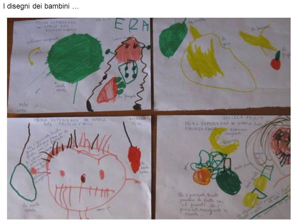 I disegni dei bambini …