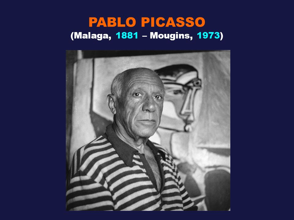 PABLO PICASSO (Malaga, 1881 – Mougins, 1973)