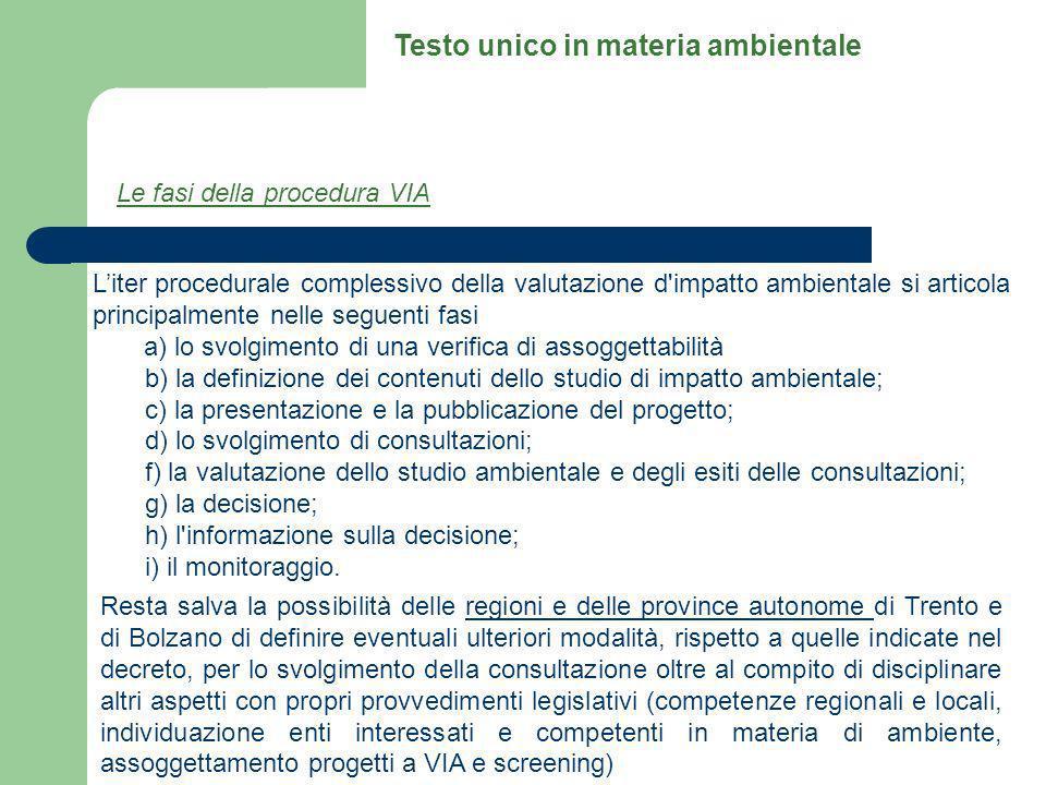 Resta salva la possibilità delle regioni e delle province autonome di Trento e di Bolzano di definire eventuali ulteriori modalità, rispetto a quelle