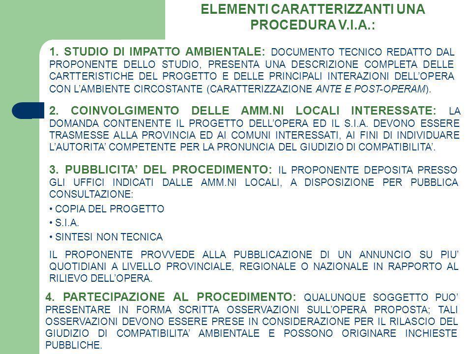 Il 24 settembre 1996, il Consiglio dellUnione Europea ha adottato la DIRETTIVA 96/61/CEE sulla prevenzione e riduzione dellinquinamento integrato (IPPC) recepita mediante D.L.04/08/1999 n.372 Passaggio della legislazione ambientale comunitaria dallapproccio settoriale a quello integrato: novità (quasi) assoluta (unico precedente: direttiva 85/337/CEE in materia di valutazione di impatto ambientale (VIA), istituto avente anchesso carattere globale e trasversale) Le normative settoriali restano in vigore: la sostituzione riguarda solo determinate attività - quelle tassativamente elencate nellallegato I della direttiva 96/61/CE, individuate sul presupposto che esse abbiano un grande potenziale di inquinamento a livello locale e di conseguenza a livello trasfrontaliero (considerando n.
