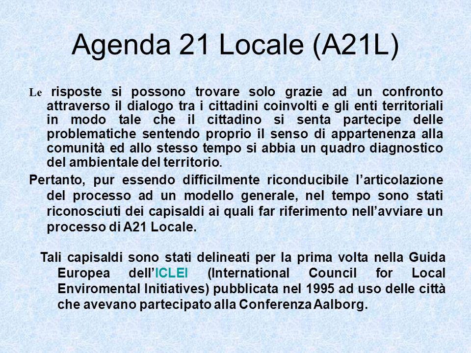 Le risposte si possono trovare solo grazie ad un confronto attraverso il dialogo tra i cittadini coinvolti e gli enti territoriali in modo tale che il
