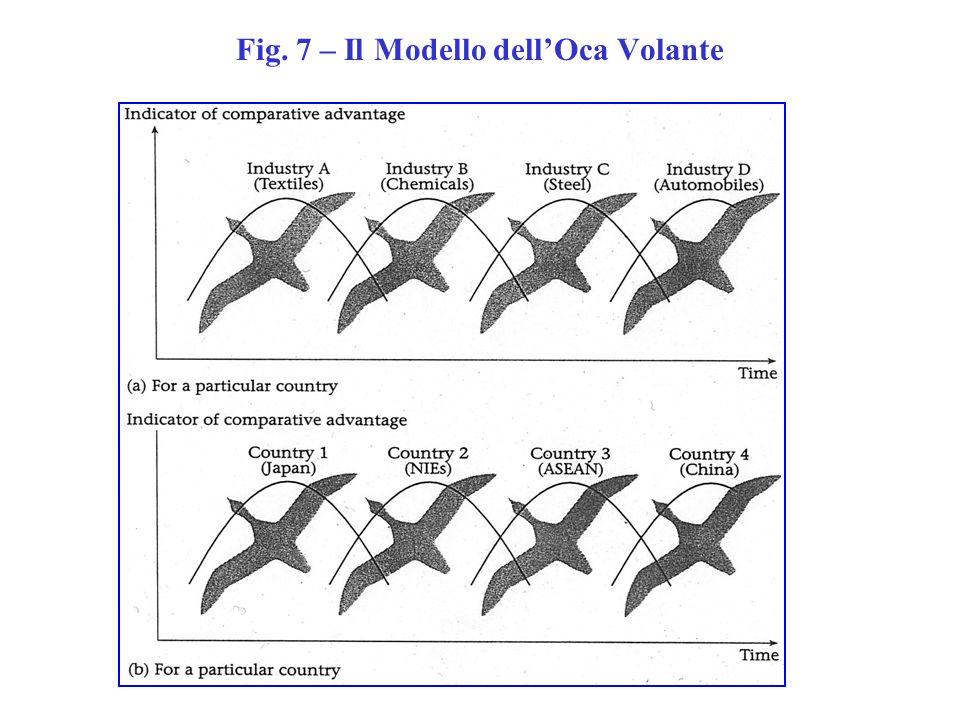 Fig. 7 – Il Modello dellOca Volante