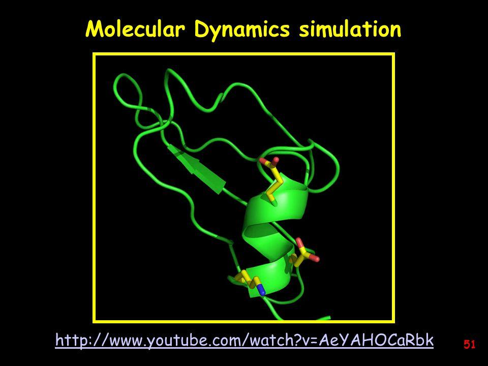 51 Molecular Dynamics simulation http://www.youtube.com/watch?v=AeYAHOCaRbk