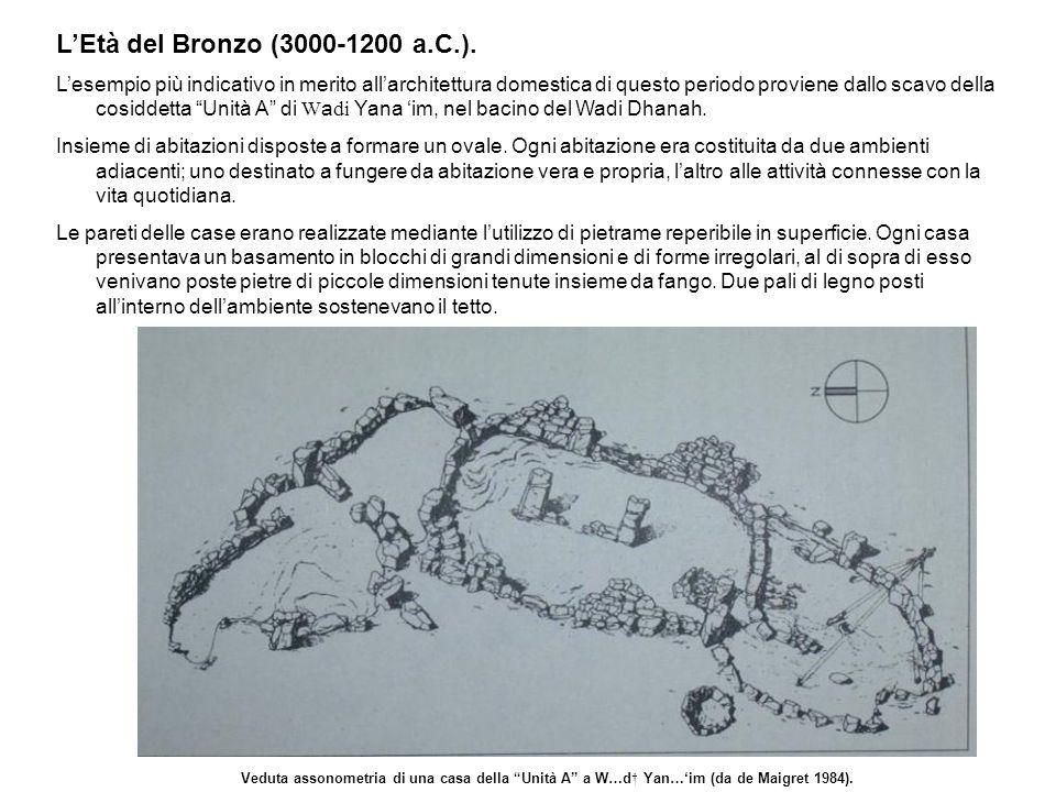 LEtà del Bronzo (3000-1200 a.C.).