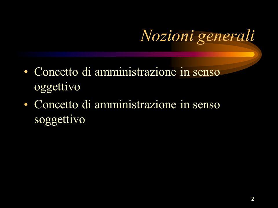3 Sistema tradizionale P.a.
