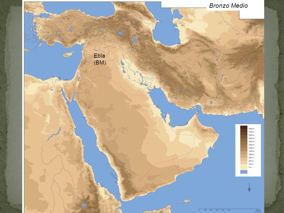 Bronzo Medio Ebla (BM)