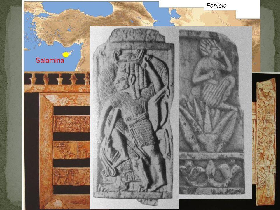 Fenicio Salamina Nimrud