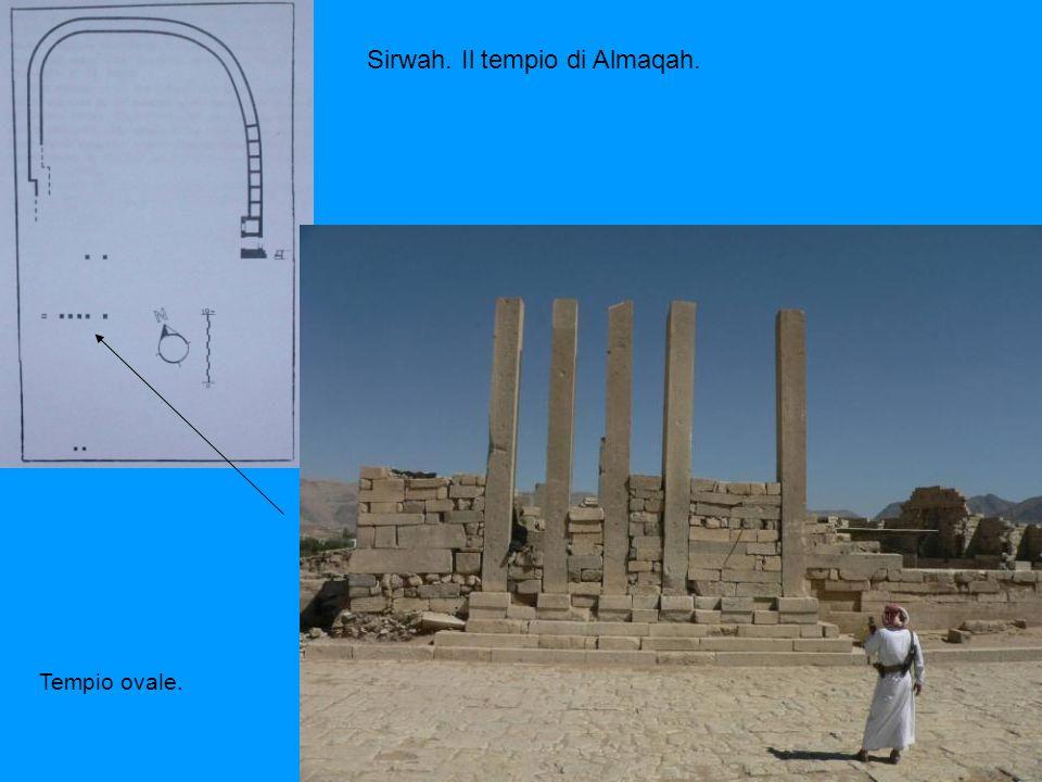 Tempio ovale.
