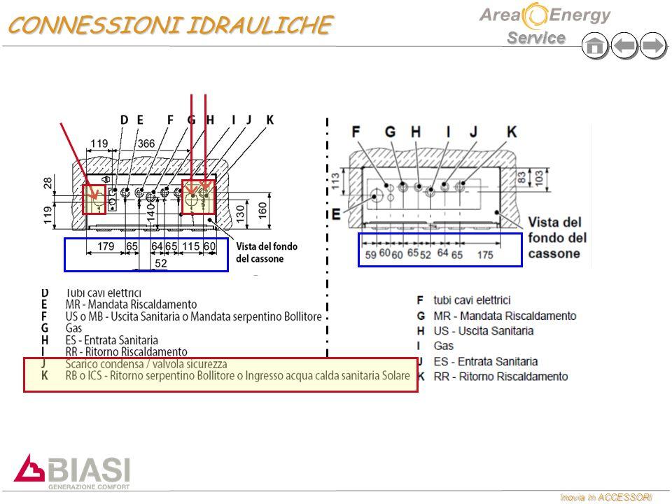 Inovia In ACCESSORI Service RUBINETTERIA IDRAULICA RUBINETTERIA IDRAULICA –ACCESSORIO NON DI SERIE –DISPONIBILE IN DIVERSE VERSIONI IN BASE ALLE ESIGENZE 10999.0967.010999.0966.010999.0959.