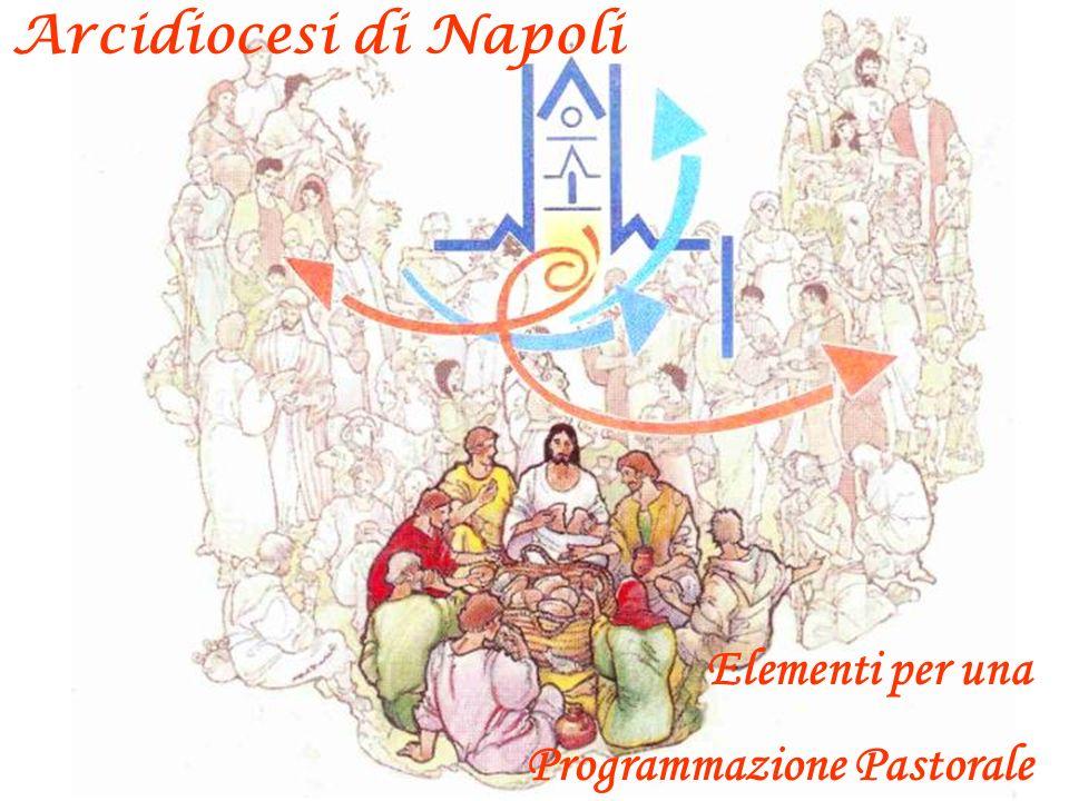Arcidiocesi di Napoli Elementi per una Programmazione Pastorale