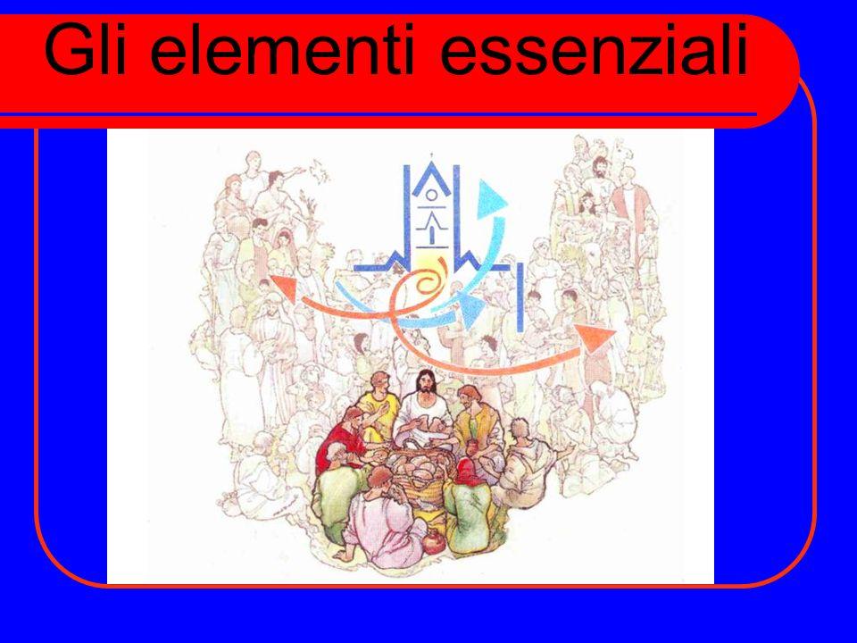 Gli elementi essenziali